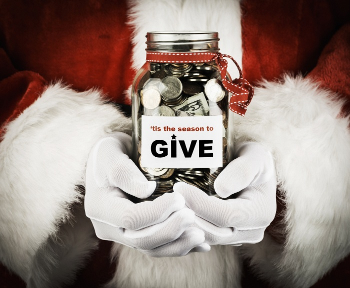 tis the season to give